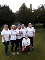 Dirleton Bowling Club Ladies Team