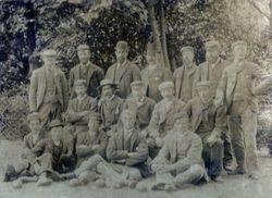 Dirleton Bowling Club, 1893.