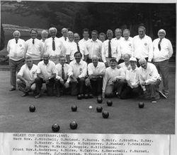 Halket Cup Centenary, 1995.