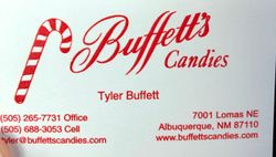 Buffett's Candies