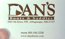 Dan's Boots and Saddles