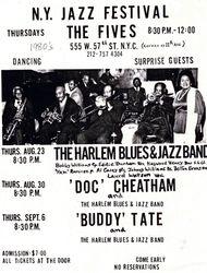 NY Jazz Festival at The Fives