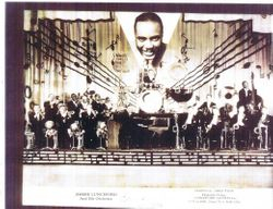 Jimmie Lunceford Orch. 1935 Loews Theatre