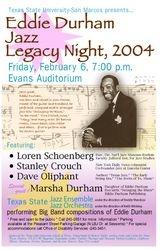 Eddie Durham Legacy Night (every February)