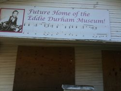 Future Home of the Eddie Durham Museum