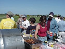 EAA Chili Cook Out at Griffings
