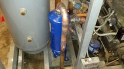 Oil separator replacement