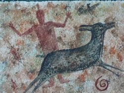 Visit Cave Paintings in Mountains