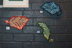 One Fish, Two Fish, Red Fish, Blue Fish : Ceramic 300 mm x 200 mm x 50 mm