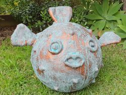 Patsy Puffer - Reinforced Resin