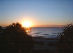 Myrtle Beach Sunrise 2007