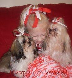Lil Heidi and Sukie