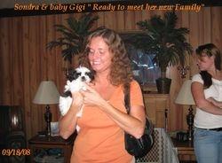 GiGi (Now Mya) and Mommy