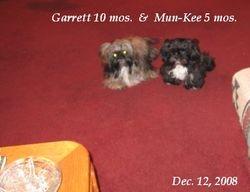 Garrett and Mun-Kee Dec. 2008