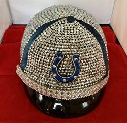 Colts Emblem Rhinestones