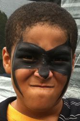 "Inspired by ""Batman"""