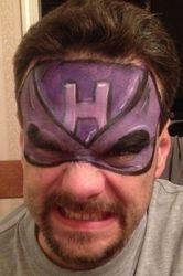 """Inspired by """"Hawkeye"""""""