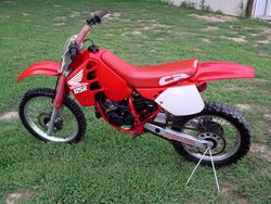 ANDY'S CR125