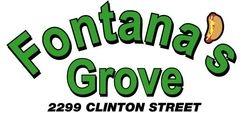 Fontana's Picnic Grove Logo