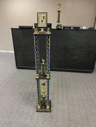 Freestyle All-Stars won 1st place