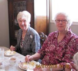 Senior Choir Social