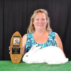 Best of Breed at National Convention