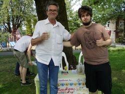 Lemonade & raw milk freedom day