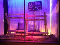 The Laramie Project Window