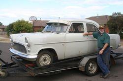 1958 Consul Sedan