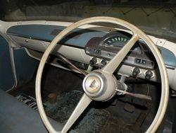 Steering Wheel & Dash