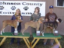 In OMCBA State squirrel hunt Sept 2010