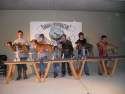 OMC 2nd Anual Youth Hunt