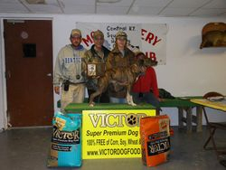 Tia OMCBA KY. State coon hunt Oct 2012