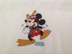 Mickey duikbril
