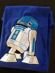 Starwars R2 D2