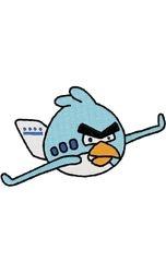 Angry bird 5  73 X 120