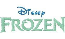 Frozen logo 99 X 40