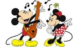 Mickey 3     99 X 140