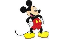 Mickey 4    86 X 99
