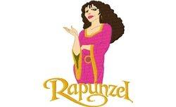 Rapunzel 4    129 X 153