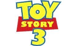 Toy story logo  90 X 92