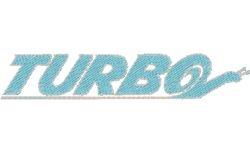 Turbo logo 98 X 18