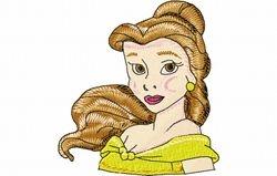 Belle hoofd 129 x 140