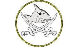 Captain sharky logo  99 X 99