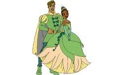 Princes tiara en prins naveen 156 X 199