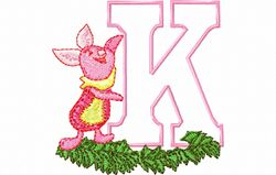 Knor letter K 10 x 10