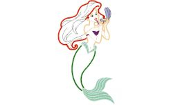 Ariel make up162 X 299