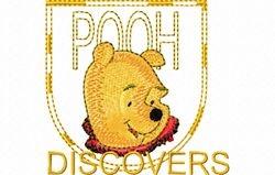 Pooh borstzakje 74 x 70