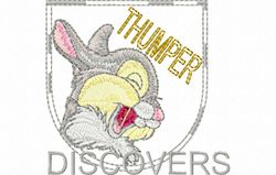 Thumper borstzakje 74 x 70