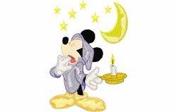 Mickey bedtime 2  122 X 175